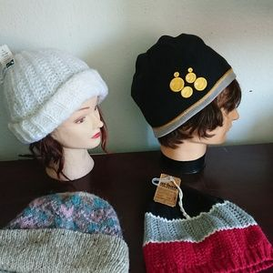 Winter wool hats his or hers